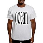 306. ocean.. Ash Grey T-Shirt