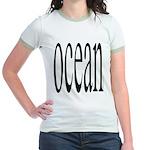 306. ocean.. Jr. Ringer T-Shirt