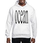 306. ocean.. Hooded Sweatshirt