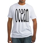 306. ocean.. Fitted T-Shirt