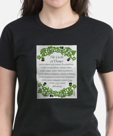 The Cycle of Dance T-Shirt