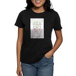 Kabbalah Women's Dark T-Shirt