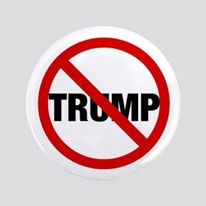 "Resist Trump 3.5"" Button (100 Pack)"
