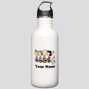 Peanuts Walking No BG Stainless Water Bottle 1.0L