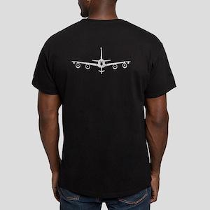 Kc-135r Men's Fitted T-Shirt (dark)
