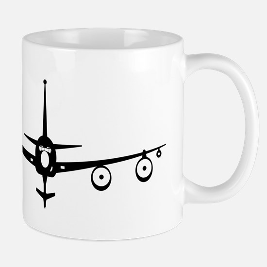 T-6 with website Mugs