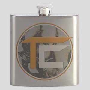 TC Logo Flask