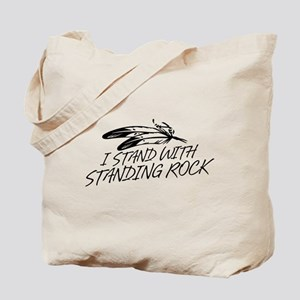 I Stand With Standing Rock Tote Bag
