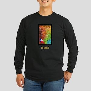 Ski Sandia!!- Dark Long Sleeve T-Shirt