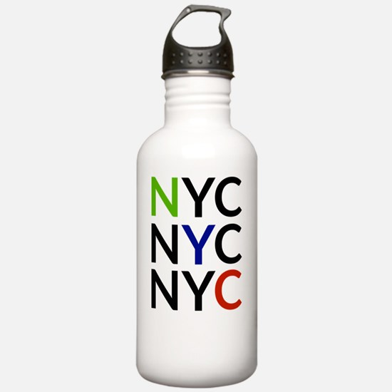 Cute Bronx ny Water Bottle