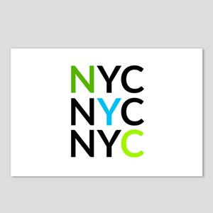 NYC Postcards (Package of 8)