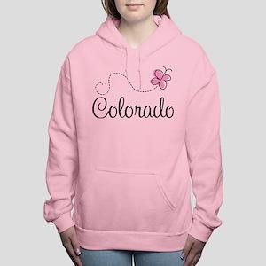 Cute Colorado Butterfly Sweatshirt