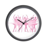 Dance Wall Clocks
