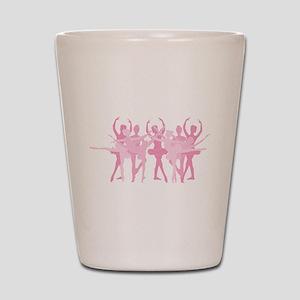 The Grand Ballet - Pink Shot Glass