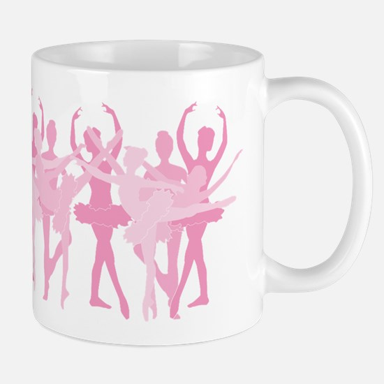 The Grand Ballet - Pink Mugs