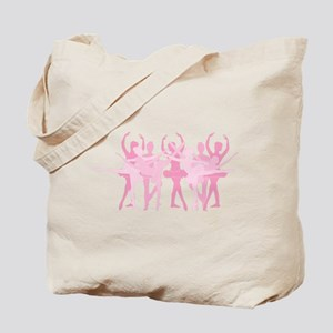 The Grand Ballet - Pink Tote Bag