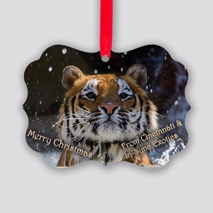 Cincinnati Picture Ornament Ornament