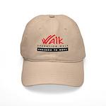 Operation Walk Freedom to move Logo Baseball Cap