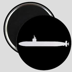 U.S. Navy: Los Angeles Class Submarine Magnet