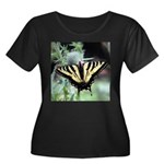 Butterfly Plus Size T-Shirt