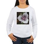 Cat's Eat Flower Long Sleeve T-Shirt