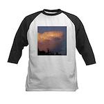Sunset Clouds Baseball Jersey