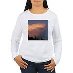 Sunset Clouds Long Sleeve T-Shirt