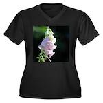 Foxglove Plus Size T-Shirt