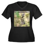 Dragonflies Plus Size T-Shirt