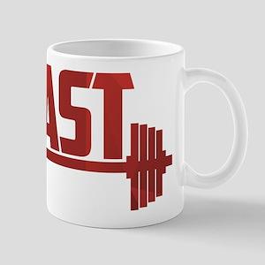 Beast Red Mug
