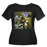 Acorns Plus Size T-Shirt