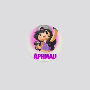 Aphmau Mini Button