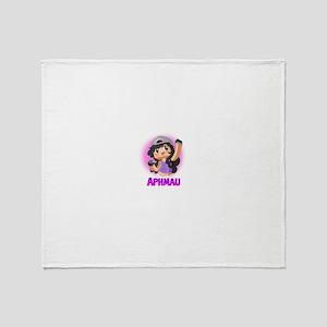 Aphmau Throw Blanket
