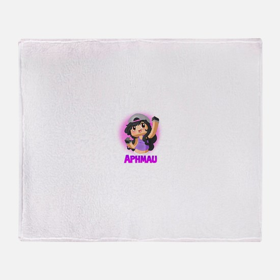 Aphmau Throw Blanket