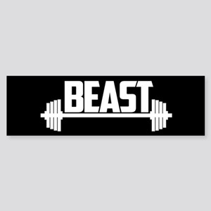 Beast Sticker (Bumper)