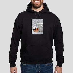 Corgis in Winter Sweatshirt