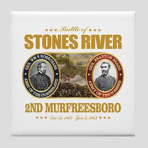Stones River (FH2) Tile Coaster