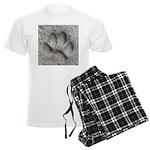 Gray Fox Track Pajamas