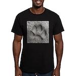 Gray Fox Track T-Shirt