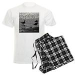 Gulls Wading Pajamas