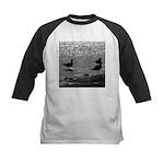 Gulls Wading Baseball Jersey