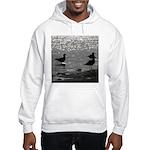 Gulls Wading Sweatshirt