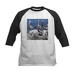 Pelicans on Rock Baseball Jersey