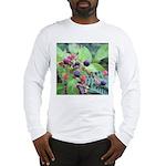 Wild Raspberries Long Sleeve T-Shirt
