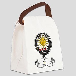 Badge - Kerr Canvas Lunch Bag