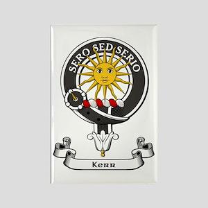 Badge - Kerr Rectangle Magnet