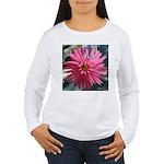 Indian Pink Long Sleeve T-Shirt