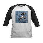 Pelicans in Flight Baseball Jersey