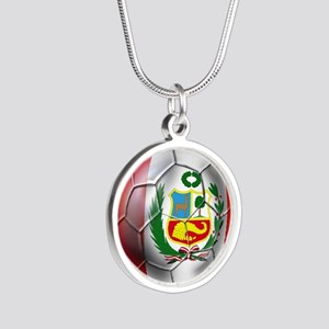 Peru Soccer Ball Necklaces