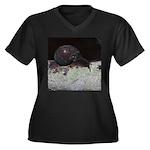 Pacific Sideband Snail Plus Size T-Shirt